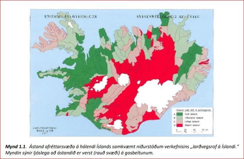 Alvarlegir hnökrar á framkvæmd landnýtingarþáttar gæðastýringar í sauðfjárrækt
